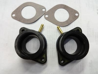 Find YAMAHA XS650S HERITAGE SPECIAL 1982-1983 CARB HOLDERS/INTAKES SET 2 OF THEM motorcycle in Alexandria, Virginia, US, for US $35.55