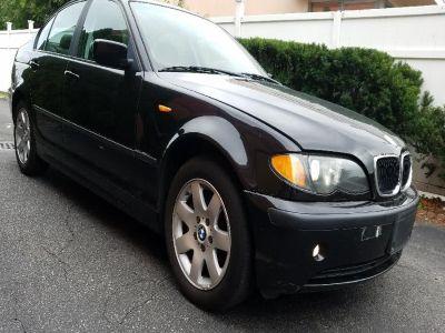 2004 BMW 3-Series 328XI , 4 DR , AUTO 328XI , AW (Black)