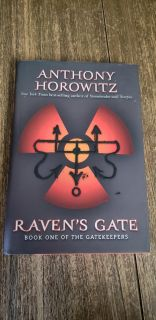 New Hardcover Book: Raven's Gate