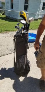 Golf clubs, bartonville pick up