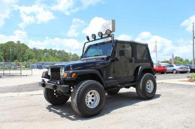 1998 Jeep Wrangler Sahara (Black)