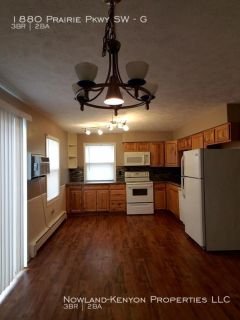 1880 Prairie Pkwy SW - G - 3 beds, 1 full  and 1 half bath