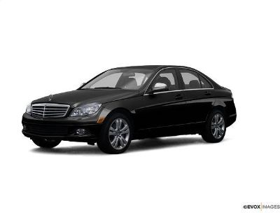 Used 2009 Mercedes-Benz C-Class 4dr Sdn 4MATIC