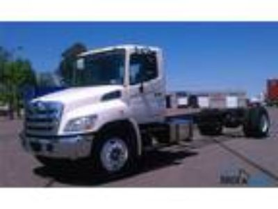 Used 2013 Hino 338 for sale.