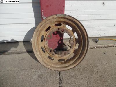 Porsche 356 Steel Wheel Used Condition