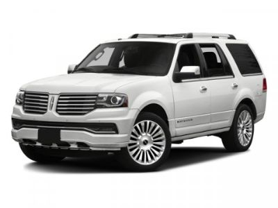 2016 Lincoln Navigator Select (White Platinum Clearcoat)