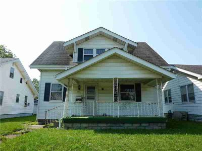 615 East 29th Street Anderson Four BR, Looking for an investment