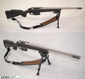 For Sale: Tikka T3x Compact Tactical .308 Win. Rifle w/stainless steel finish