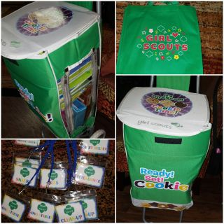 Girl Scout items, everything needed to start a troop & more