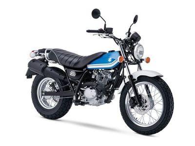 2017 Suzuki VanVan 200 Standard/Naked Motorcycles Spokane, WA