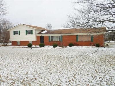 4 Bed 2 Bath Foreclosure Property in Mooresville, IN 46158 - N Christner Ln