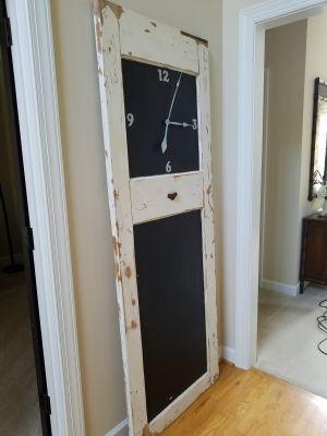 Antique Door Clock