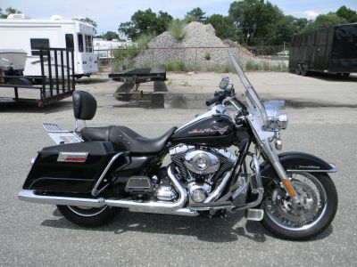 2009 Harley-Davidson Road King Touring Springfield, MA
