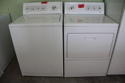 $325, Kenmore Washer With Gas Dryer