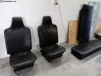 1969 Beetle Seats