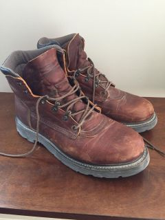 RED WING BOOTS 9.5 D963