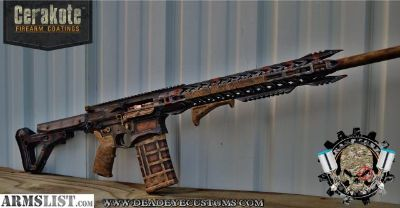 For Sale: Custom High End AR10 Must See!