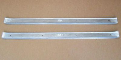Purchase DOOR SILL TRIM KICK PLATES, 1-Pair, Left & Right, used, 1970 Cadillac Eldorado motorcycle in Sparks, Nevada, US, for US $20.00