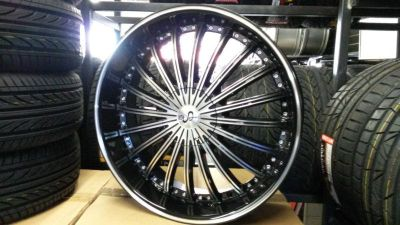 "Sell 22"" inch u2-29 WHEELS RIMS AND TIRE FIT CHEVY FORD KIA INFINITI NISSAN TOYOTA motorcycle in Los Angeles, California, US, for US $1,279.00"