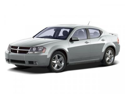 2010 Dodge Avenger SXT (Bright Silver Metallic)