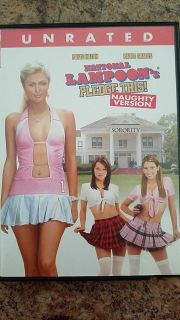 National Lampoon's Pledge This DVD