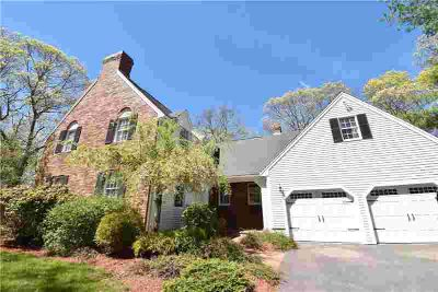 112 Newport AV ATTLEBORO, Nestled on a wooded lot on Rock