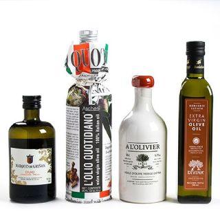 Unique Gourmet Olive Oil