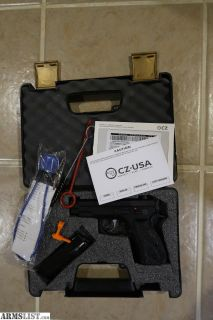 For Sale: CZ 75 Compact