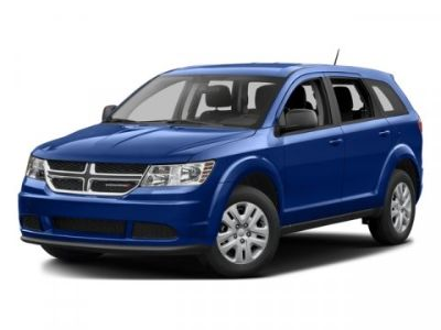 2015 Dodge Journey SE (Blue Streak Pearlcoat)