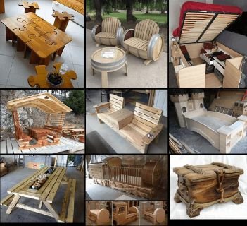 The World's Best Collection Of Woodworking Plans And Inspiration!!