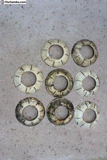 Transmission Plastic Flower Pieces