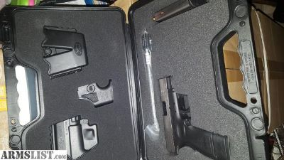 For Sale: Springfield xd 9mm 3 inch