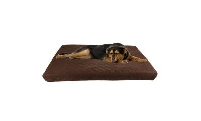 ***Waterproof Memory Foam Jumbo Dog Bed***