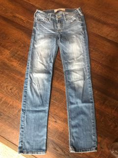 Hollister Jeans Sz 1 short