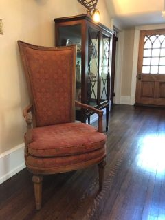 Pair of matching chairs (accent or dining chairs)