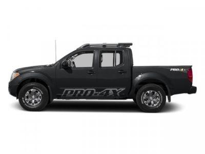 2017 Nissan Frontier PRO-4X (Magnetic Black)