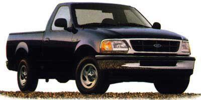 1997 Ford F-150 XLT (Not Given)