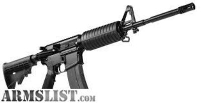 For Trade: A Brand New AR15/ M4 with extras for your Smith & Wesson, Colt, Ruger Revolver or Auto Pistol
