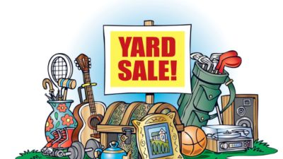 Heritage Meadows Subdivision Yard Sale