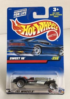 New Hot Wheels Sweet 16 from 1999