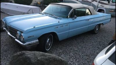 **Arizona Rides ** 1962 Buick Invicta Grandpa's Car