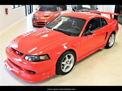 2000 Ford Mustang SVT COBRA R (Performance Red Clearcoat)