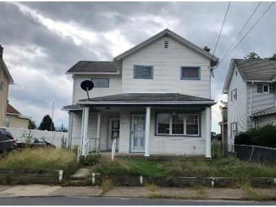 Preforeclosure Property in Old Forge, PA 18518 - Henderson St