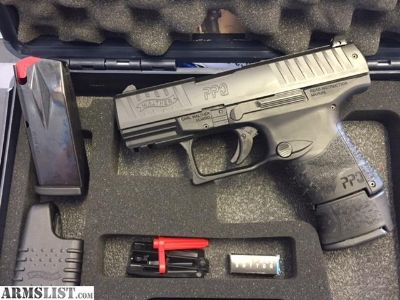 For Sale: WALTHER PPQ SUB COMPACT 9MM