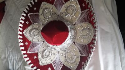 Mexican Sombrero / Hand made from Mexico