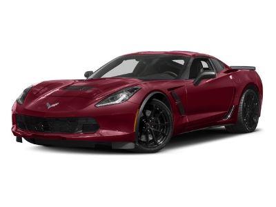 2017 Chevrolet Corvette Grand Sport 3LT (Watkins Glen Gray Metallic)