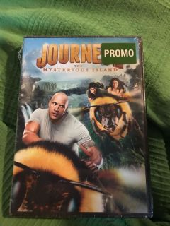 New Journey 2 the Mysterious Island- Dvd
