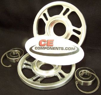"Purchase 6"" Billet snowmobile wheels Skidoo / Actic Cat / Yamaha / Polaris motorcycle in Eagle, Idaho, United States, for US $85.95"