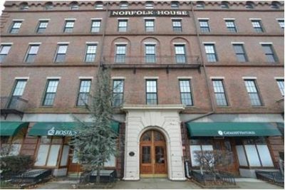 2 bedrooms Condo - Situated in Roxbury s Historic and Desirable Fort Hill Eliot. Offstreet parking!