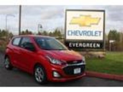 2019 Chevrolet Spark Red, new